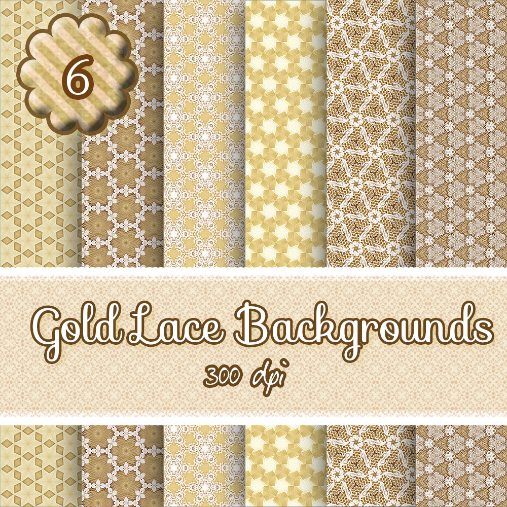 6-Gold-Lace-Backgrounds