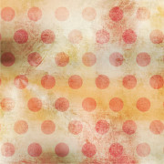 Vintage Grunge Dots Background