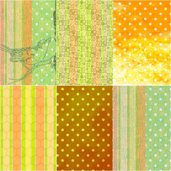 orange-green-backgrounds